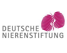 Logo der Deutsche Nierenstiftung