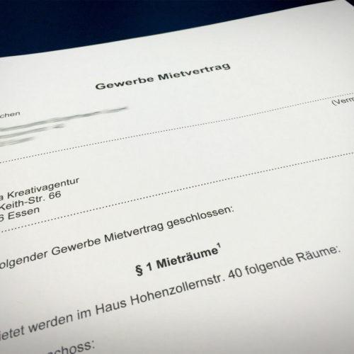 imbaa neuer Mietvertrag in der Hohenzollernstr. 40 in 45128 Essen