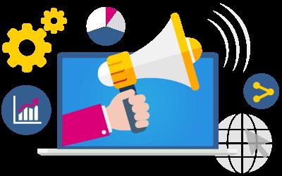Werbung & Vertrieb durch Online Marketing